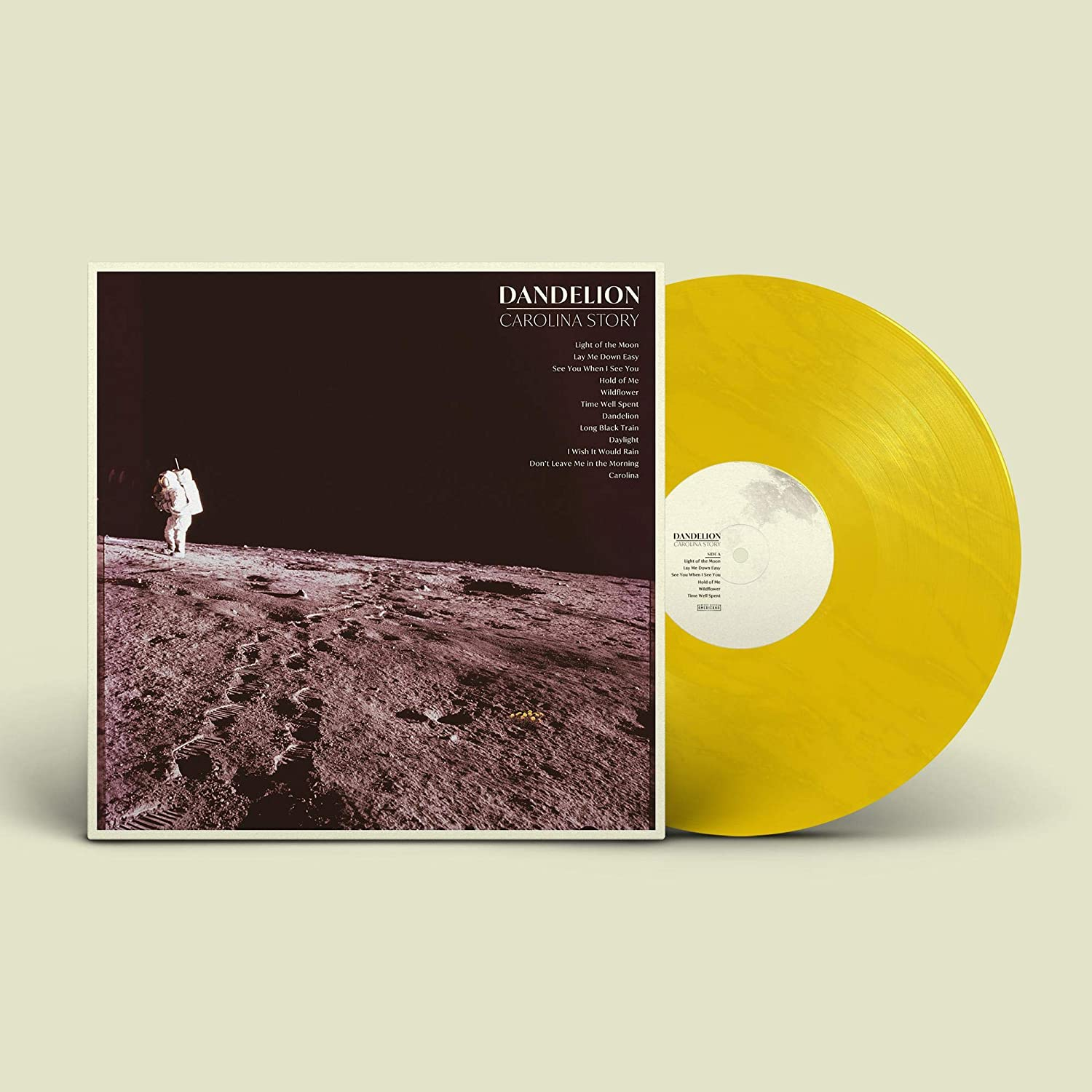 Dandelion Yellow LP