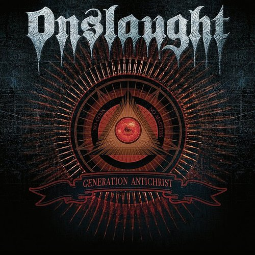 Onslaught - Generation Antichrist (Org) (Uk)