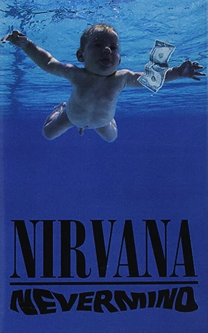 Nirvana - Nevermind [Import]
