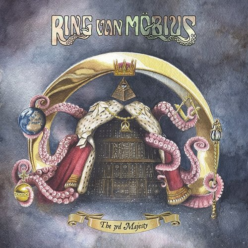 Ring Van Mobius - 3rd Majesty [Colored Vinyl] (Uk)