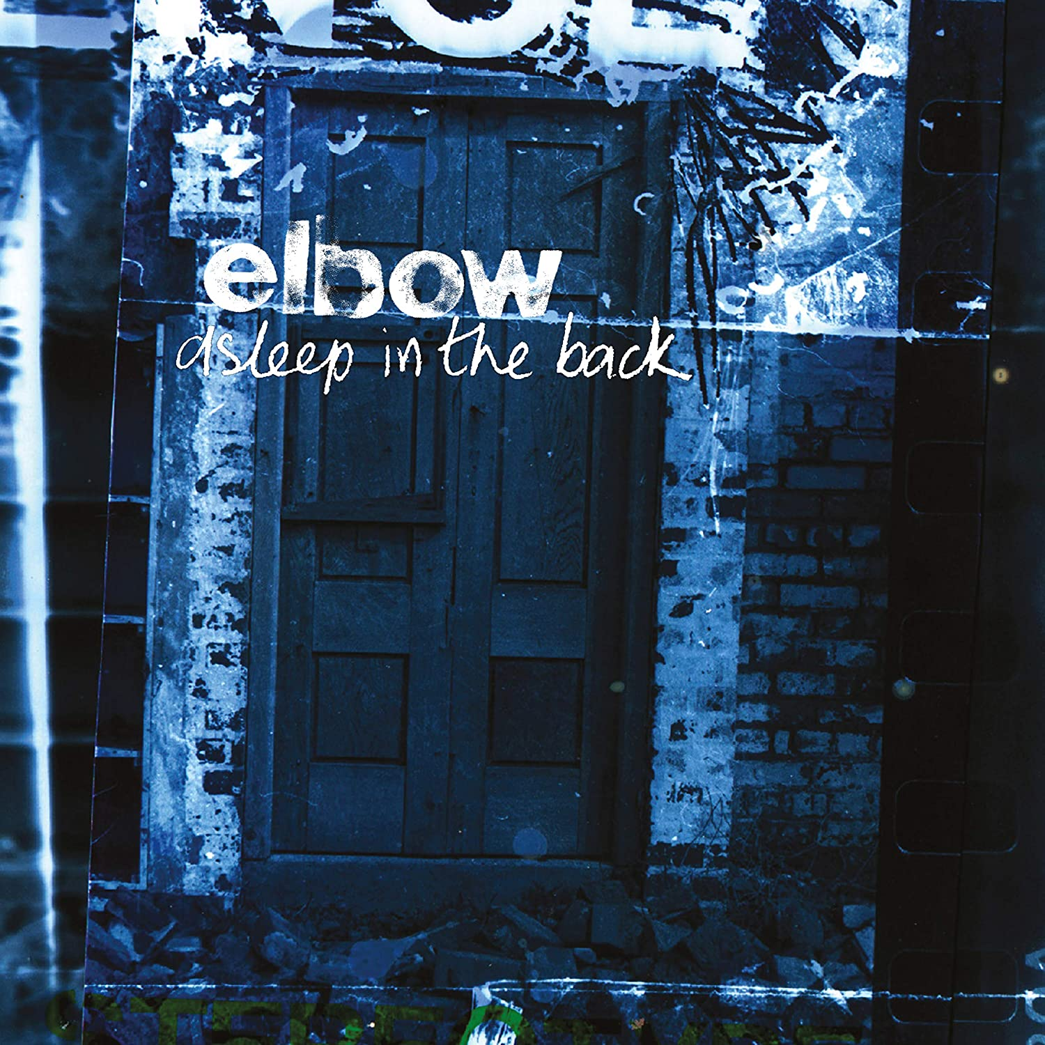 Elbow - Asleep In The Back [2LP]