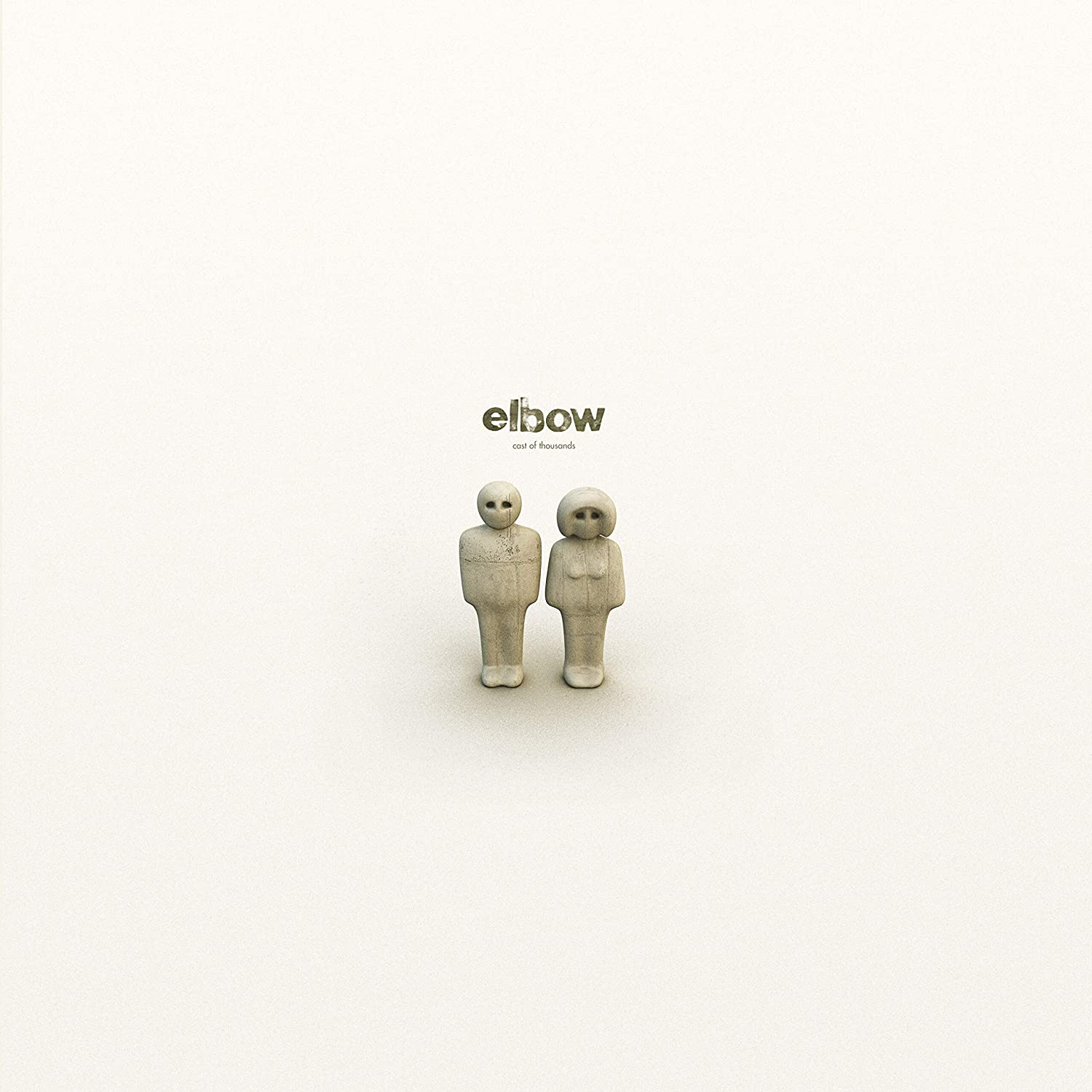 Elbow - Cast Of Thousands [LP]