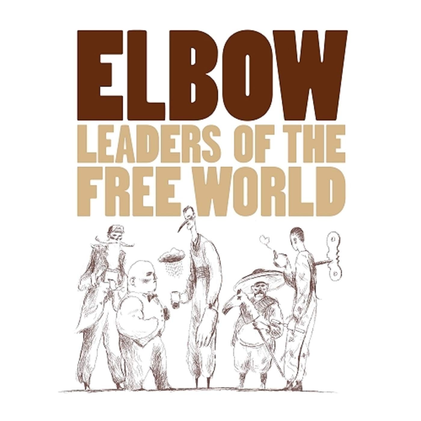 Elbow - Leaders Of The Free World [LP]
