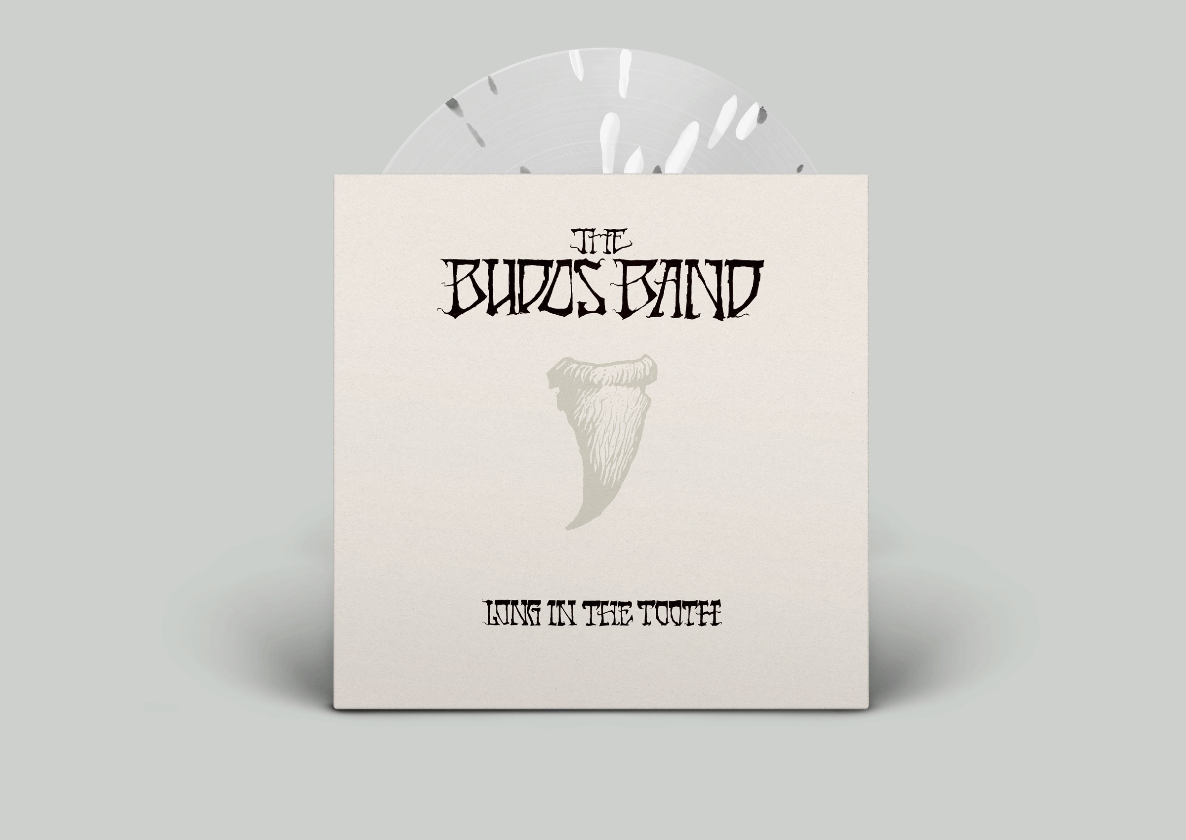 Budos Band - Long in the Tooth [Daptone Authorized Dealer Exclusive Black & Splatter LP]