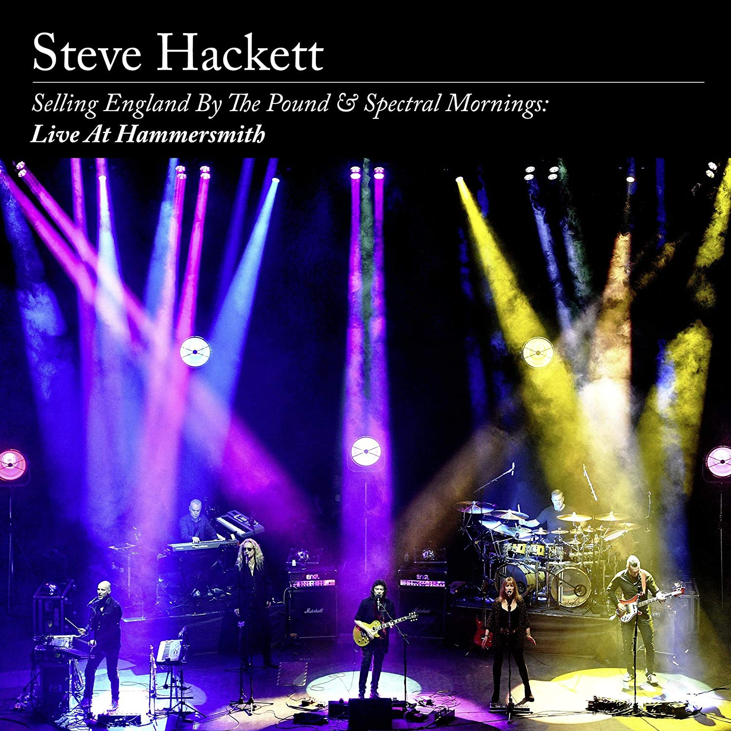 Steve Hackett - Selling England By The Pound & Spectral Mornings: Live at Hammersmith [Import 2CD/DVD]