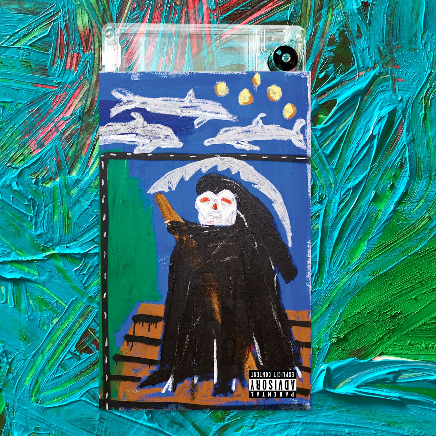 Action Bronson - Only For Dolphins [Indie Exclusive Limited Edition Clear Cassette]