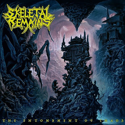 Skeletal Remains - Entombment Of Chaos (W/Cd) (Gate) [Limited Edition] (Red)