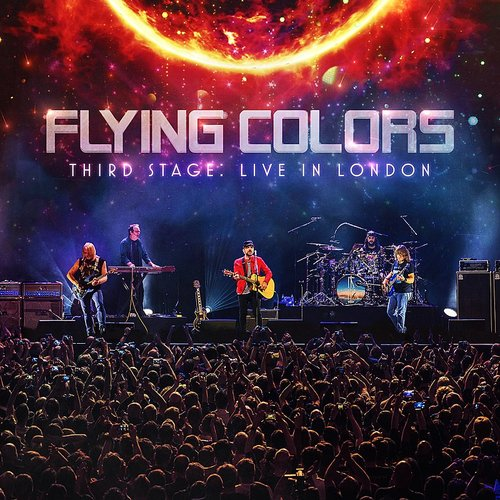 Flying Colors - Third Stage: Live In London (Bonus Dvd)