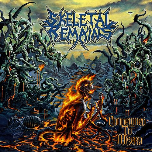 Skeletal Remains - Condemned To Misery [Reissue]