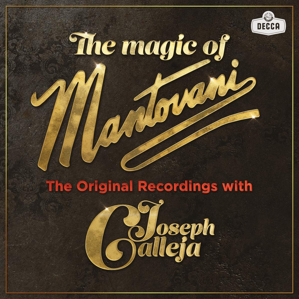 Joseph Calleja - The Magic of Mantovani [LP]