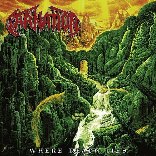 Carnation - Where Death Lies (Uk)
