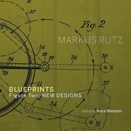 Markus Rutz - Blueprints - Figure Two: New Designs