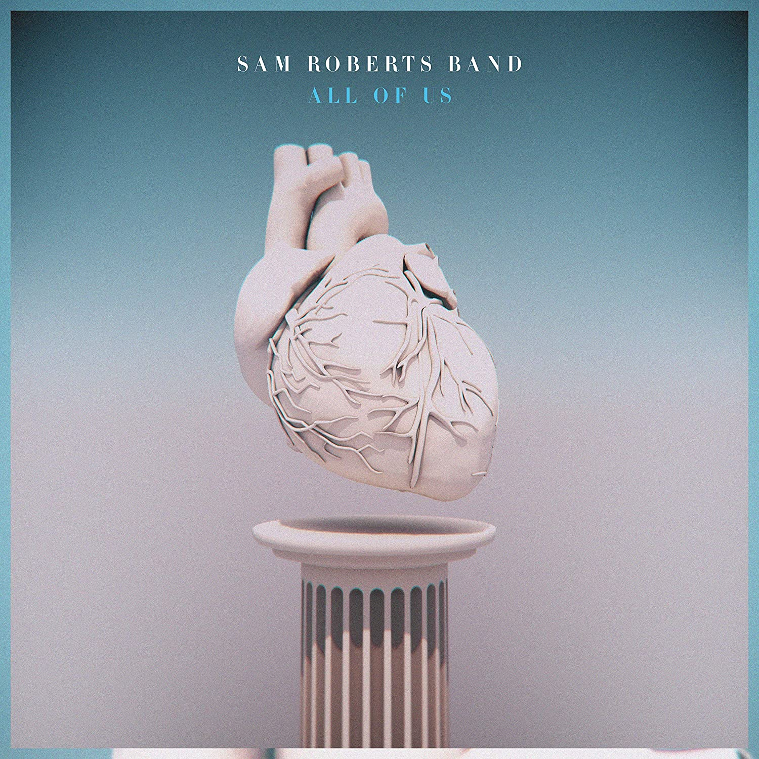 Sam Roberts Band - All Of Us [LP]