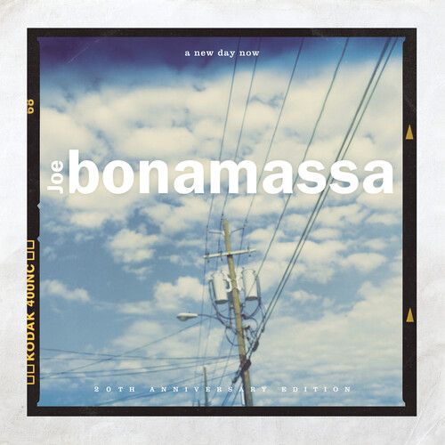 Joe Bonamassa - A New Day Now: 20th Anniversary Edition [Import]