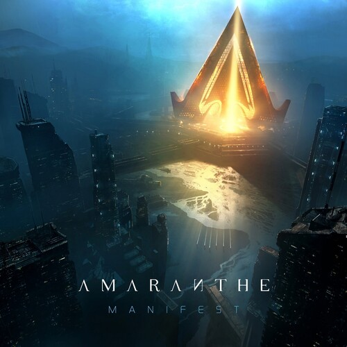 Amaranthe - Manifest [Import Limited Edition Deluxe CD/DVD]