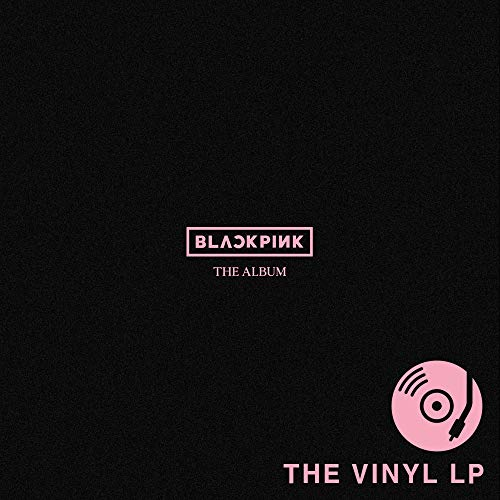 BlackPink - THE ALBUM [Import Limited Edition LP]