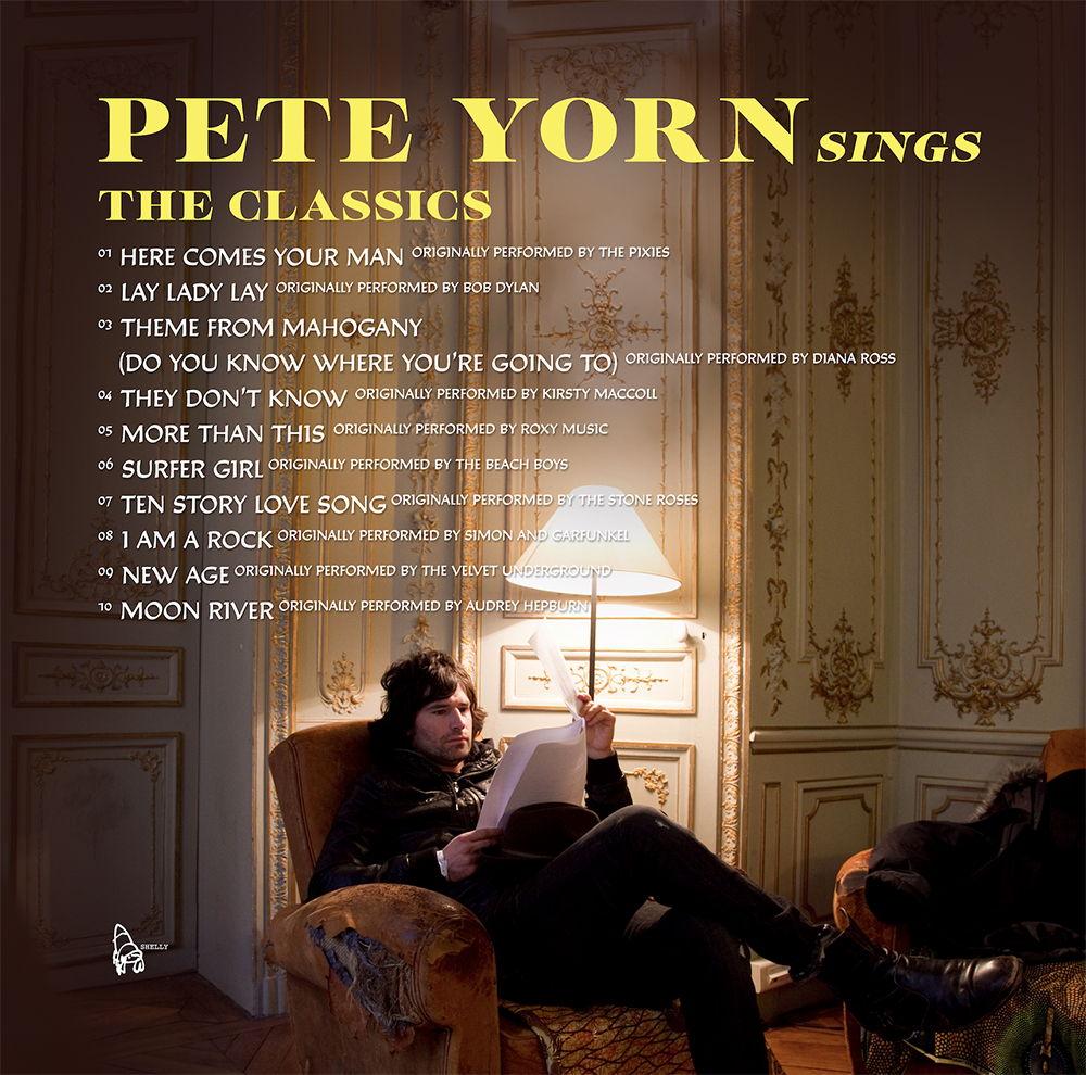 Pete Yorn - Pete Yorn Sings The Classics