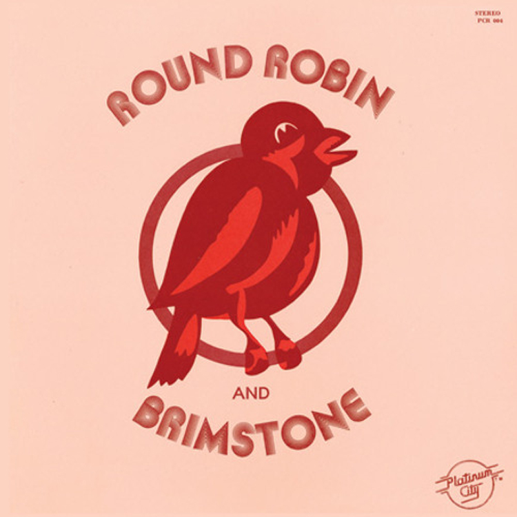 Round Robin and Brimstone - Round Robin and Brimstone [RSD BF 2020] [RSD Drops 2021]