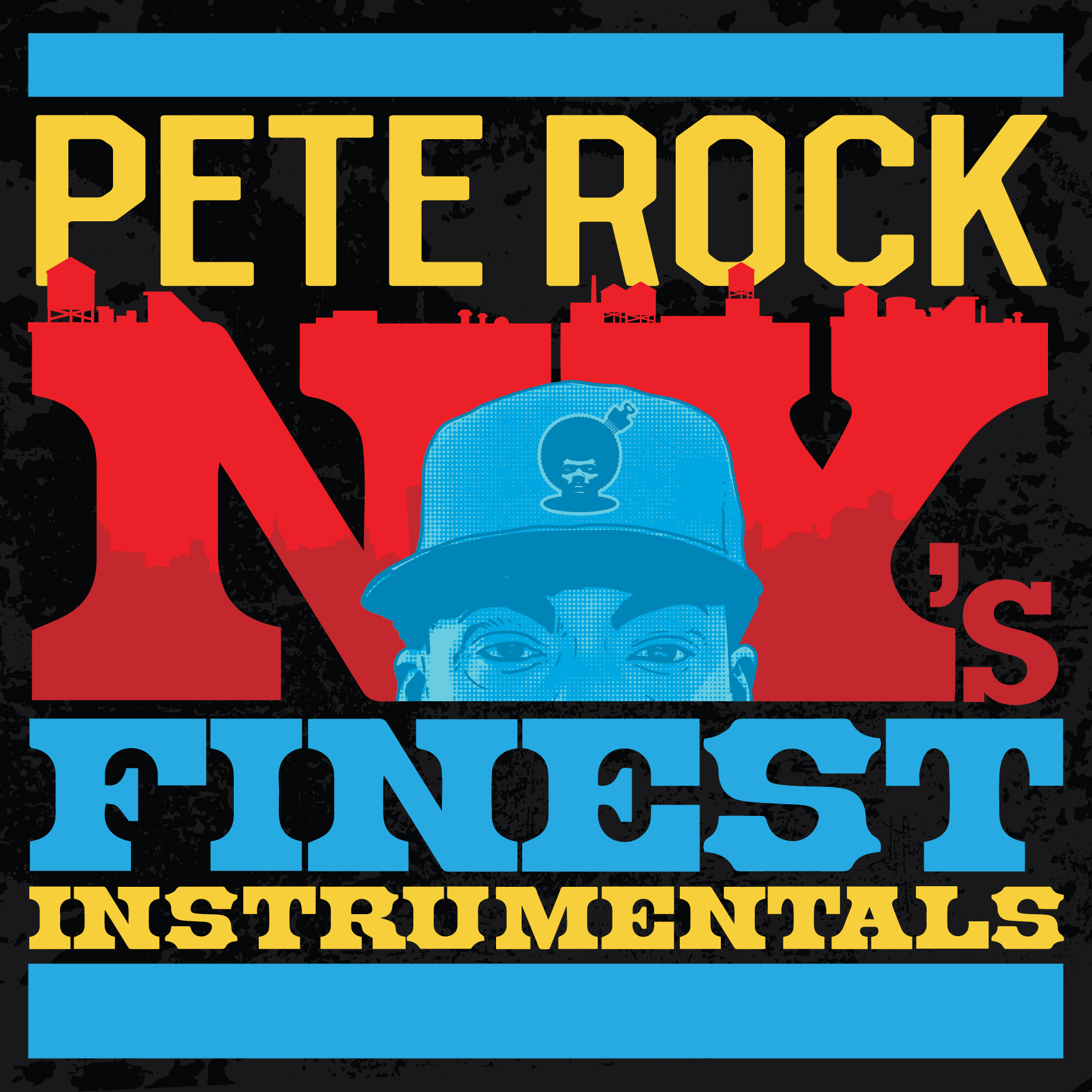 Pete Rock - NYs Finest Instrumentals [RSD BF 2020]