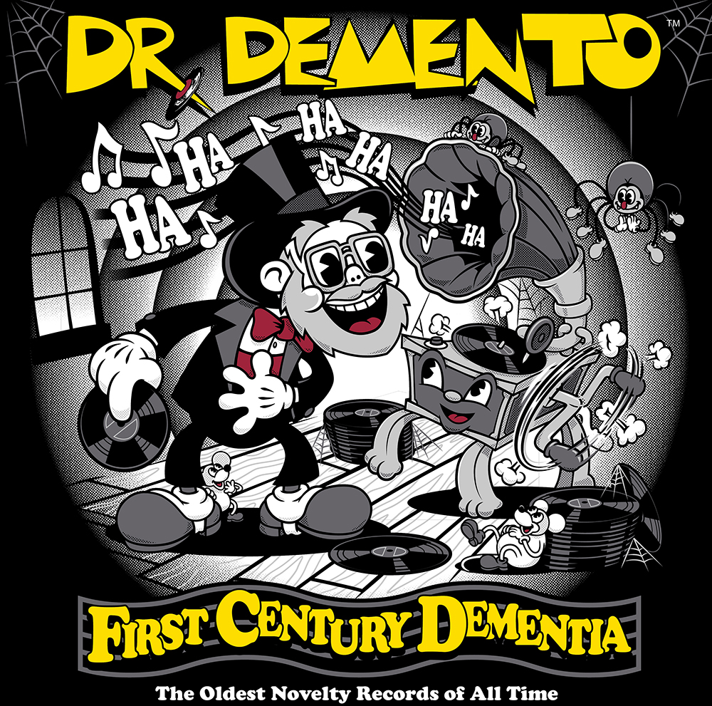 Dr. Demento - First Century Dementia: The Oldest Novelty Records Of All Time [RSD BF 2020]