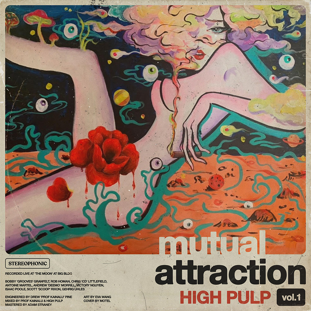 High Pulp - Mutual Attraction Vol. 1 [RSD BF 2020]