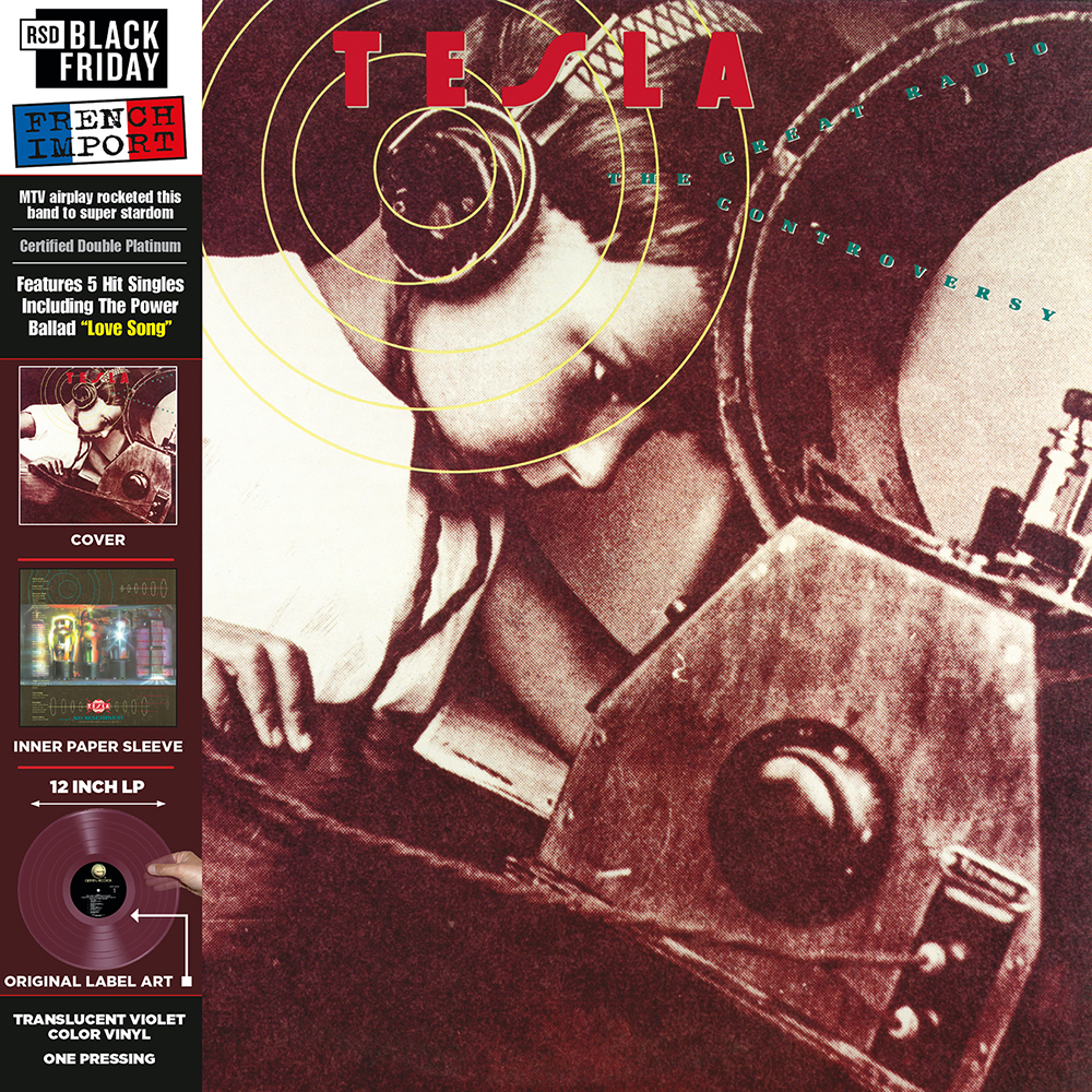 Tesla - The Great Radio Controversy [RSD BF 2020]