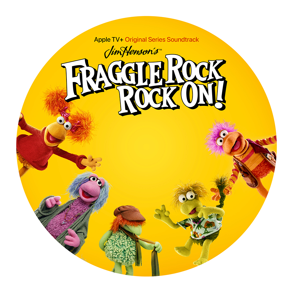 Various Artists - Fraggle Rock: Rock On  [RSD BF 2020]