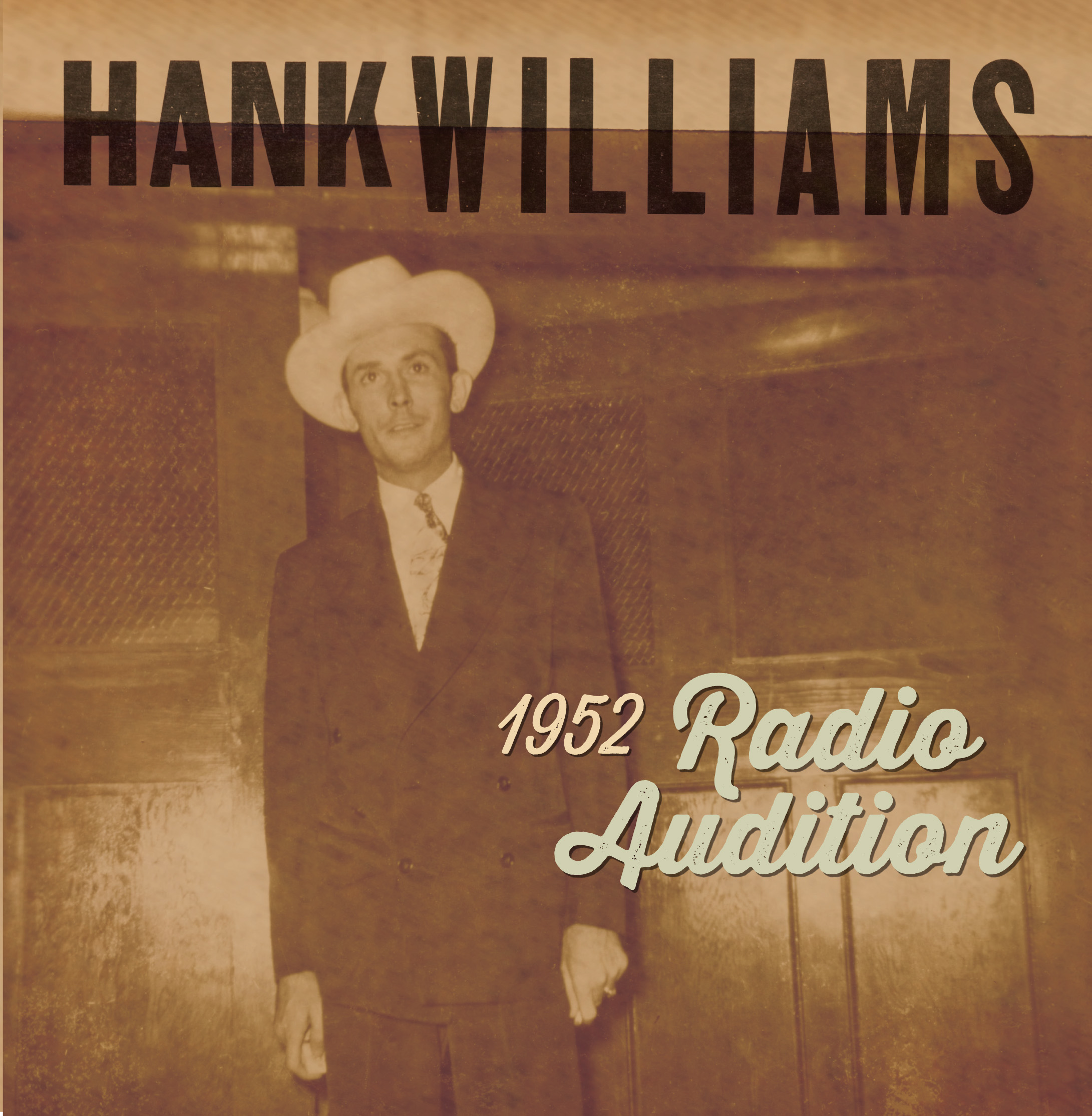 Hank Williams - 1952 Radio Audition [RSD BF 2020]