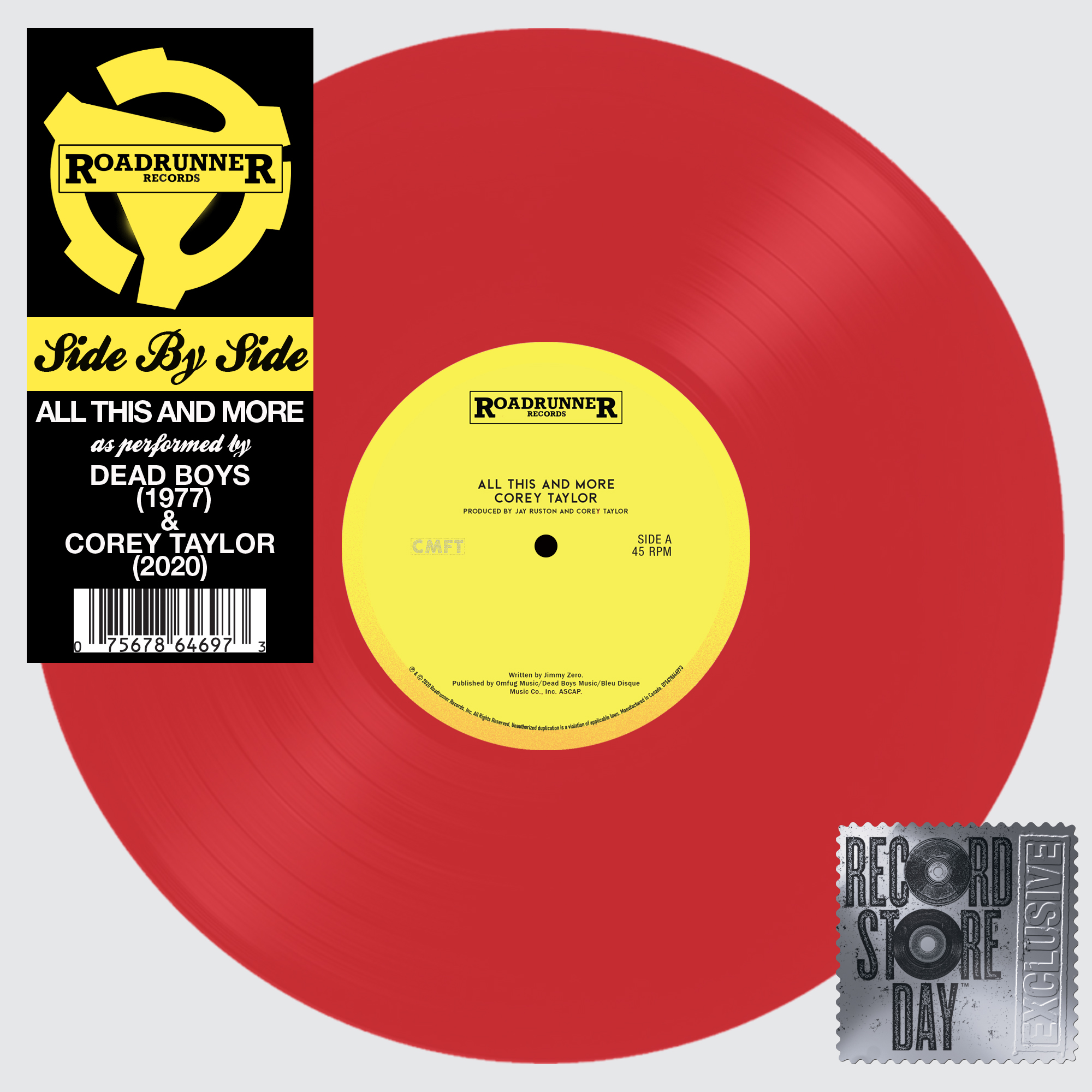 - All This And More (Side by Side) [RSD BF 2020]