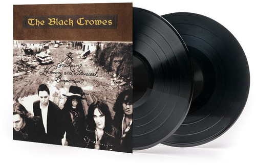 Black The Crowes