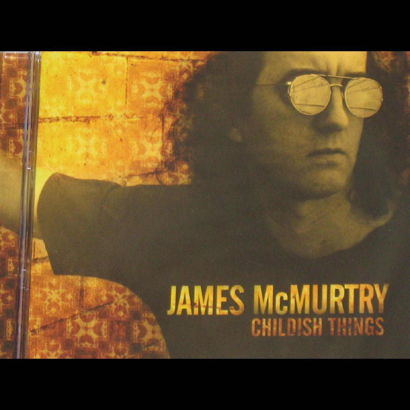 James McMurtry - Childish Things [RSD BF 2020]