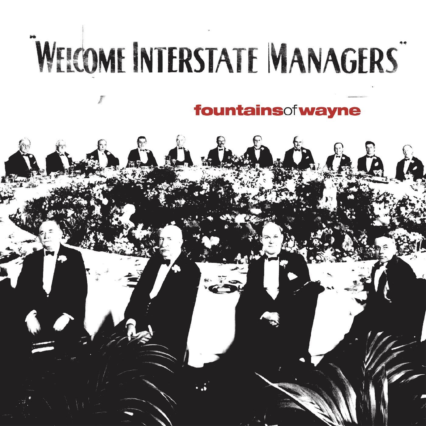 Fountains Of Wayne - Welcome Interstate Managers [RSD BF 2020]