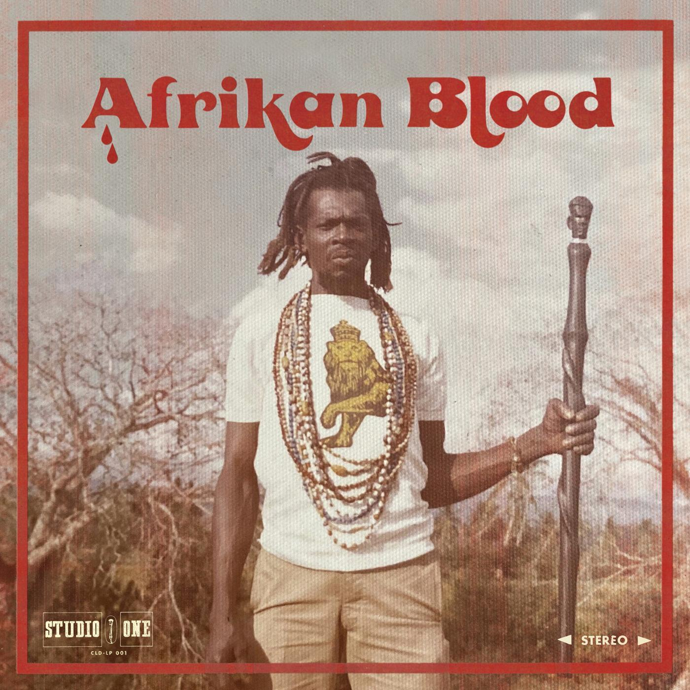 Various Artists - Afrikan Blood [RSD BF 2020]