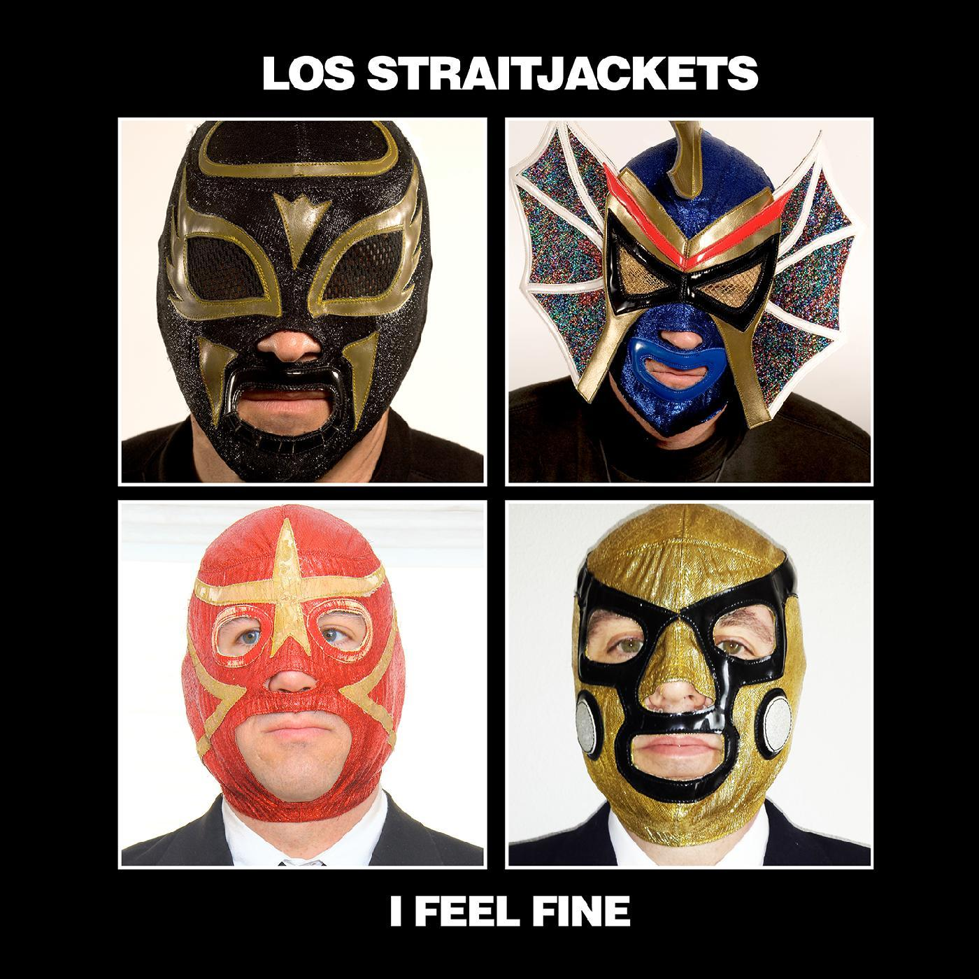 Los Straitjackets - Beatles vs. Stones [RSD BF 2020]