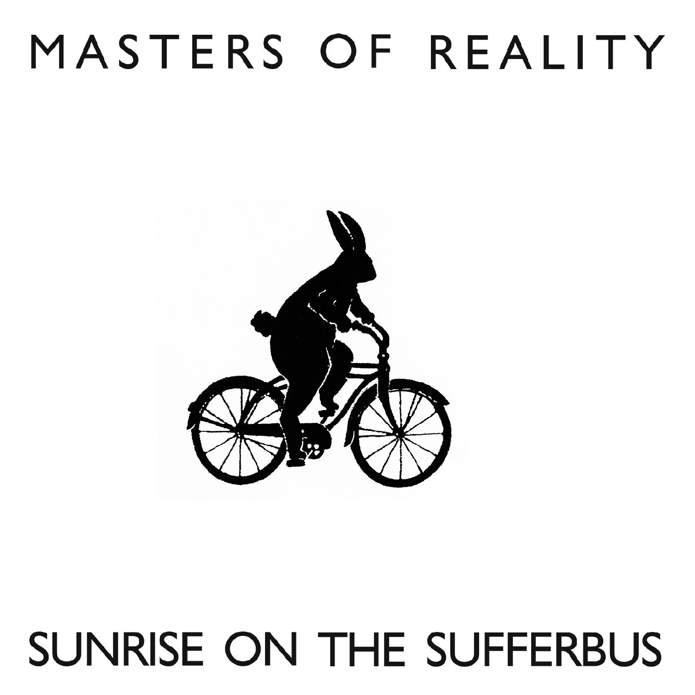 Masters Of Reality - Sunrise on the Sufferbus [RSD BF 2020]