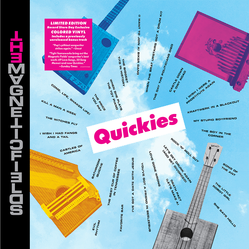 Magnetic Fields - Quickies (Uk)