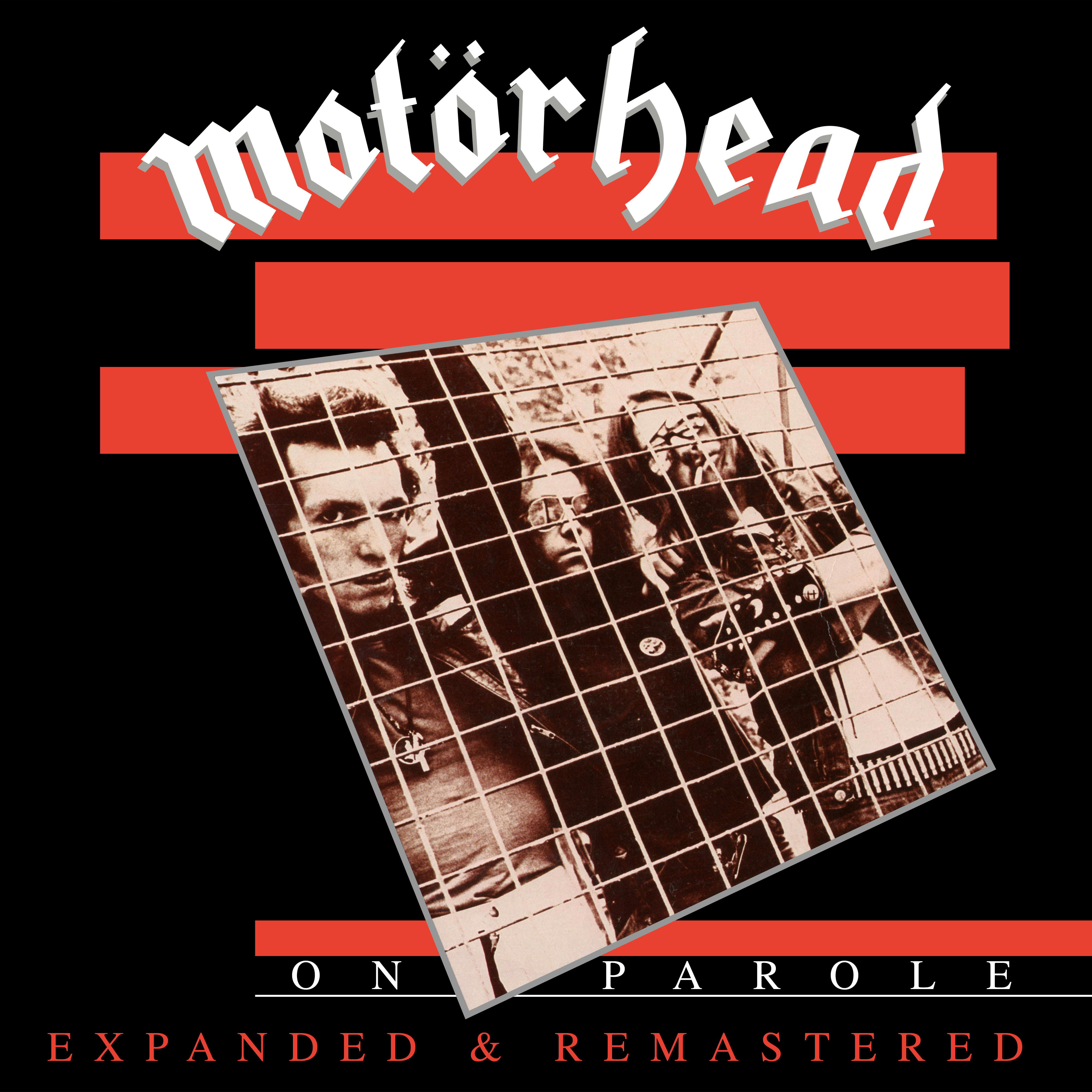 Motorhead - On Parole (Expanded and Remastered) [RSD BF 2020]