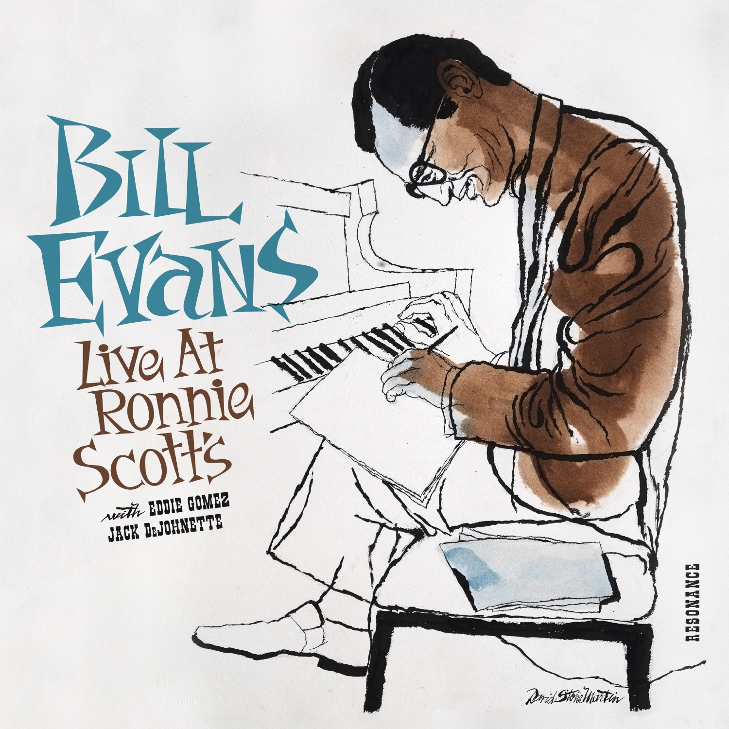 Bill Evans - Live at Ronnie Scott's (1968) [RSD BF 2020]
