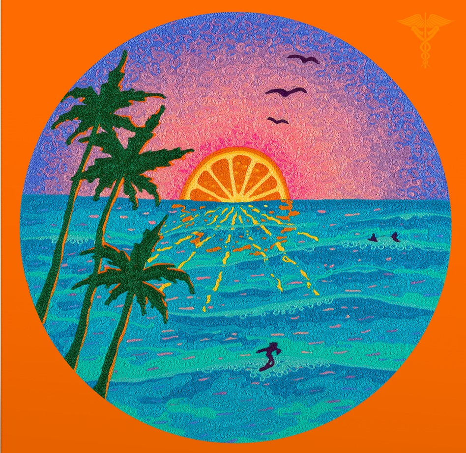 Various Artists - Jazz Dispensary: Orange Sunset [RSD BF 2020]