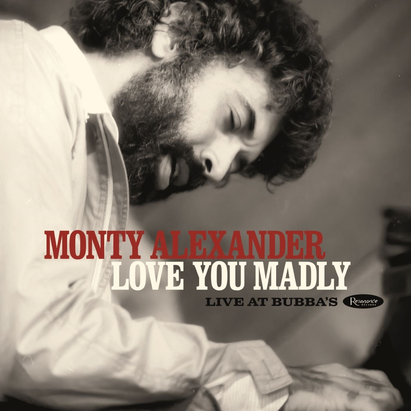 Monty Alexander - Love You Madly: Live at Bubba's [RSD BF 2020]