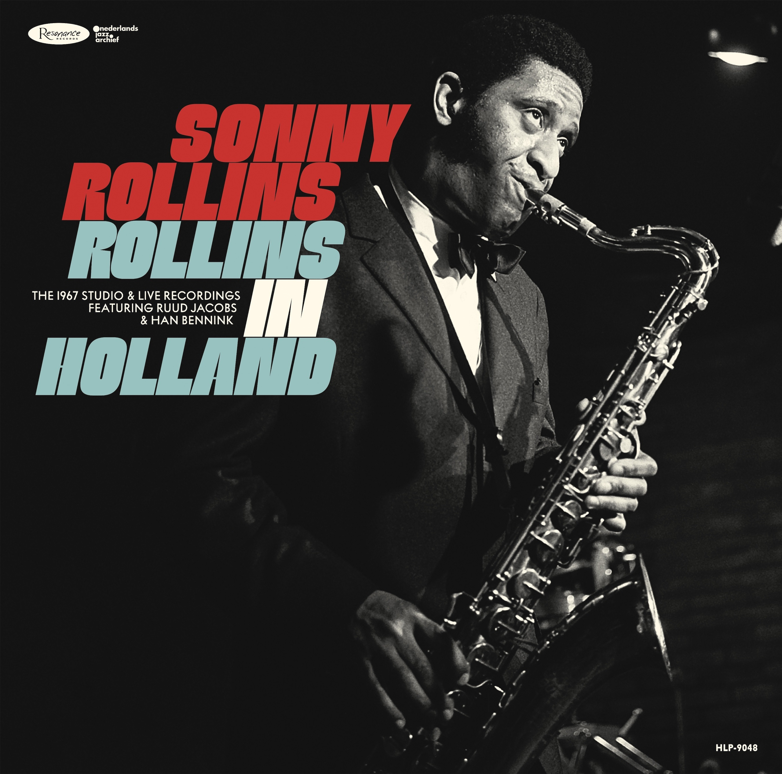 Sonny Rollins - Rollins In Holland: The 1967 Studio & Live Recordings [RSD BF 2020]