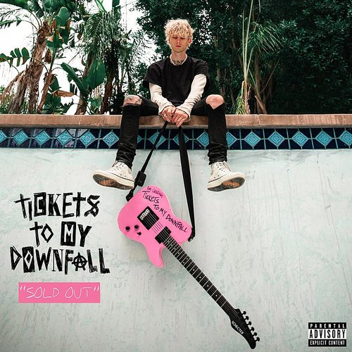Machine Gun Kelly (MGK) - Tickets To My Downfall (Sold Out Deluxe)