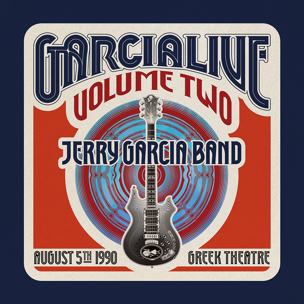 Jerry Garcia Band - GarciaLive Volume Two: August 5th, 1990 Greek Theatre [RSD BF 2020]