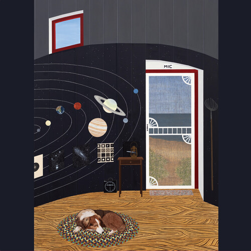 Mary Lattimore - Silver Ladders [Metallic Colored Vinyl]