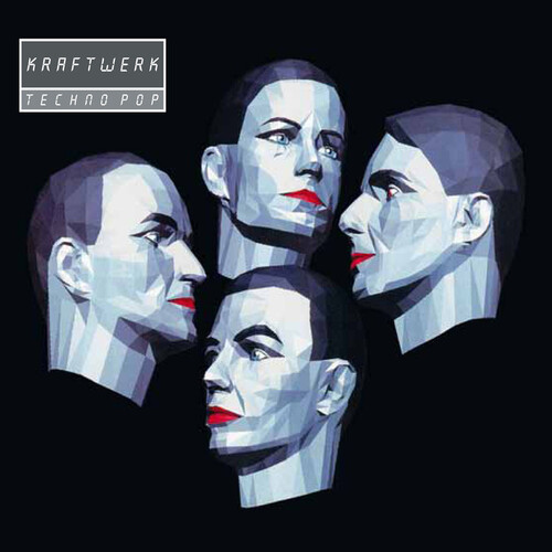 Kraftwerk - Techno Pop (German Version) [Clear Vinyl] (Uk)