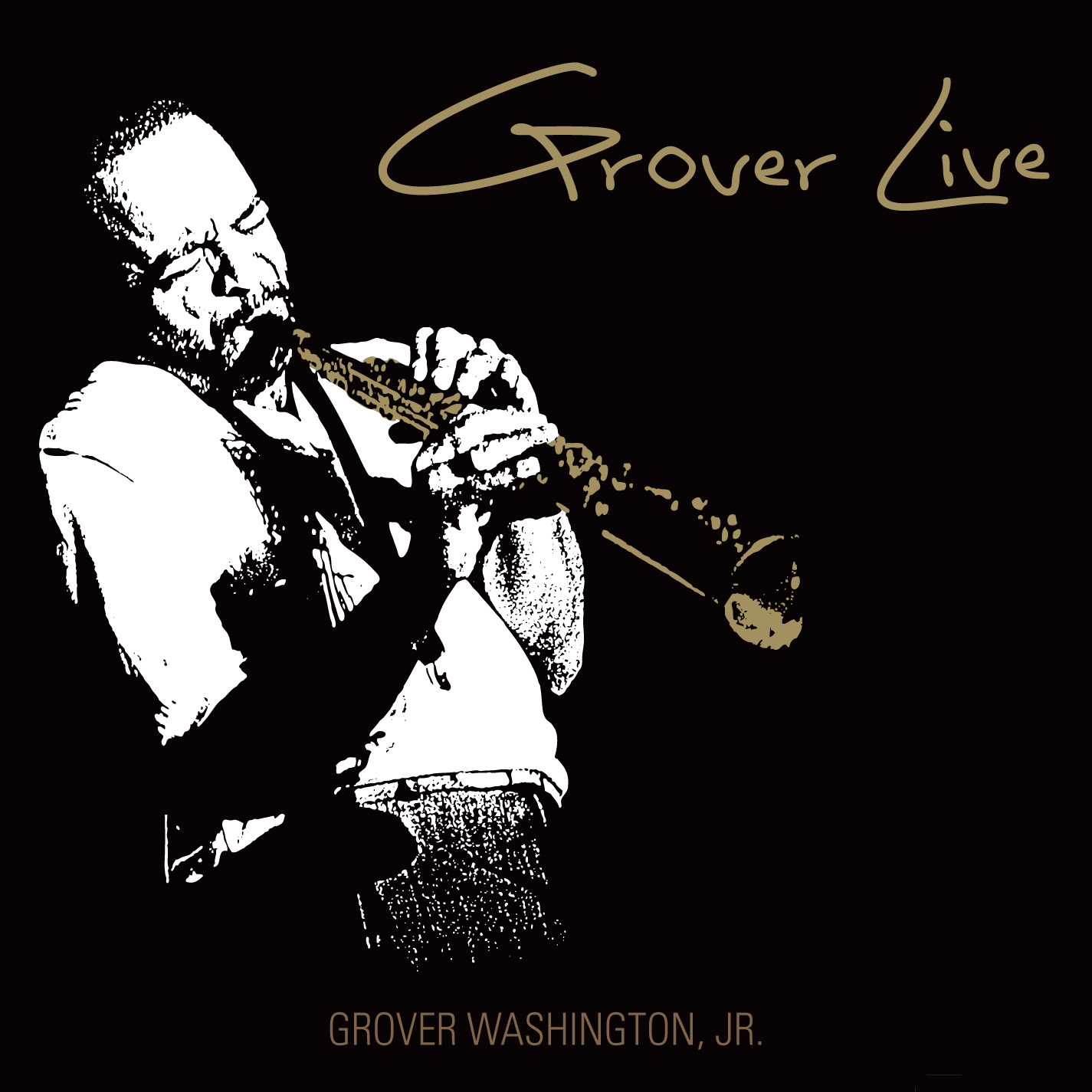 Grover Washington, Jr. - Grover Live [RSD BF 2020]