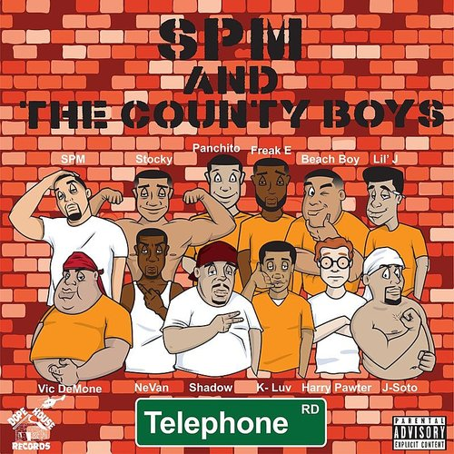 South Park Mexican (SPM) - Telephone Road
