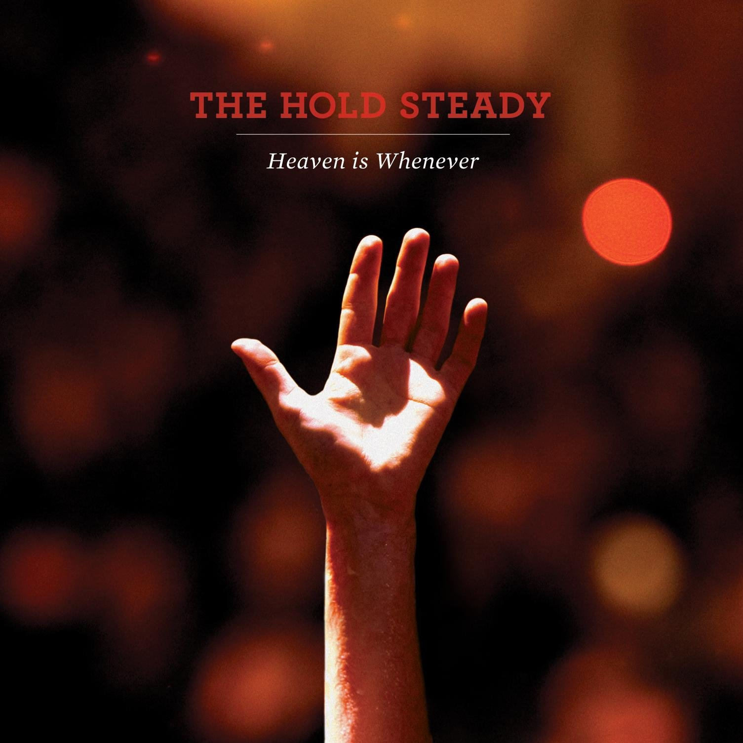 The Hold Steady - Heaven is Whenever: 10th Anniversary Deluxe Edition [Indie Exclusive Limited Edition Red/Orange Marble 2LP]