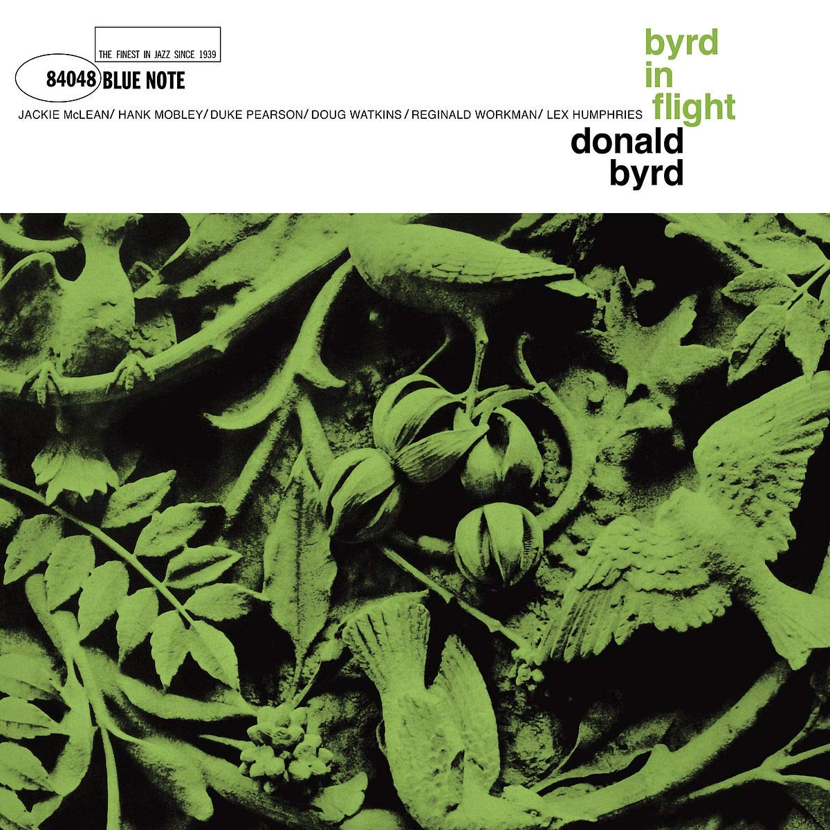 Donald Byrd - Byrd In Flight (Blue Note Tone Poet Series) [LP]
