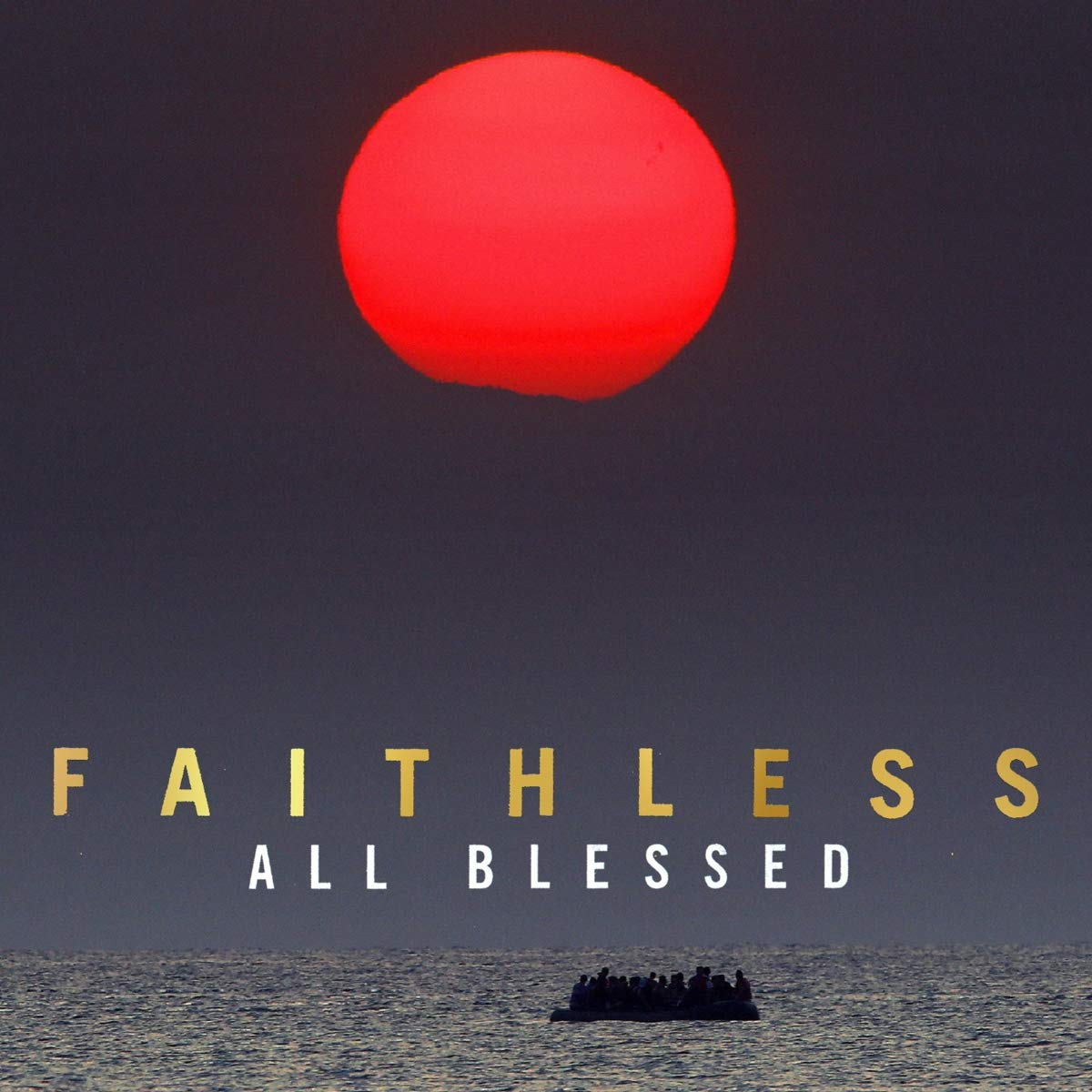 Faithless - All Blessed [LP]
